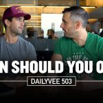 Business Tips: When Should You Quit? Perseverance vs Delusion   DailyVee 503