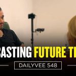 Business Tips: How Much Would You Pay to Sit in a Meeting With Bill Gates and Steve Jobs? | DailyVee 548
