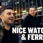 Business Tips: NICE WATCHES & FERRARIS | DailyVee 013