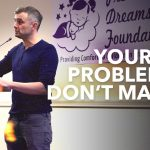 Business Tips: Your Problems Don't Matter, Here's Why | Talk at the Precious Dreams Foundation