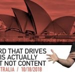Business Tips: The Secret to Success Is Context, Not Just Content   Sydney Keynote 2018
