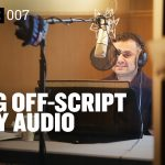 Business Tips: GOING OFF-SCRIPT ON MY AUDIO BOOK | DailyVee 007