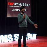 ENTREPRENEUR BIZ TIPS: Your network is your net worth | ASHUTOSH  | TEDxNMIMSShirpur