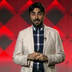ENTREPRENEUR BIZ TIPS: The first no-headset virtual monitor | Barmak Heshmat | TEDxKC
