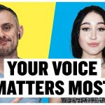 Business Tips: The Big Risk of Listening to Other Voices Over Your Own | Podcast With Noah Cyrus + Lou Al-Chamaa