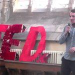 ENTREPRENEUR BIZ TIPS: Why you should become a social entrepreneur | Gibran Watfe | TEDxCollegeOfEurope