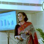 ENTREPRENEUR BIZ TIPS: Entrepreneurship - A choice for Women to achieve ambitions | Sheela Kochouseph | TEDxSahrdayaCET