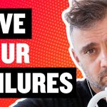 Business Tips: The Best Way to React to Your Failures Is With a Smile   Tea With GaryVee