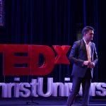 ENTREPRENEUR BIZ TIPS: Dropout /Social Entrepreneur / Politician | Manoj P Kudtharkar | TEDxChristUniversity