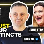 Business Tips: The Only Thing You Need To Listen to Is Your Gut Feeling | GaryVee Audio Experience: Jamie Kern Lima